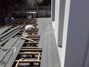 terrasse en lames composite